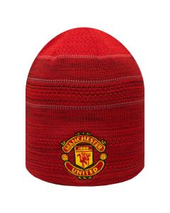 Manchester United New Era Engineered Knit Wintermütze