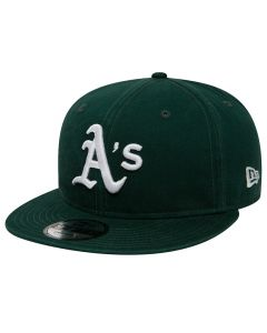Oakland Athletics New Era 9FIFTY Washed Team kapa