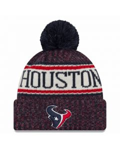 Houston Texans New Era 2018 NFL Cold Weather Sport Knit zimska kapa
