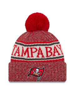 Tampa Bay Buccaneers New Era 2018 NFL Cold Weather Sport Knit Wintermütze