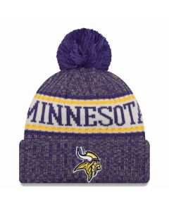 Minnesota Vikings New Era 2018 NFL Cold Weather Sport Knit zimska kapa