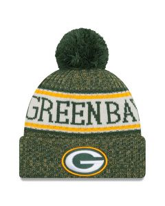 Green Bay Packers New Era 2018 NFL Cold Weather Sport Knit zimska kapa