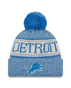Detroit Lions New Era 2018 NFL Cold Weather Sport Knit Wintermütze