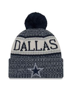 Dallas Cowboys New Era 2018 NFL Cold Weather Sport Knit zimska kapa