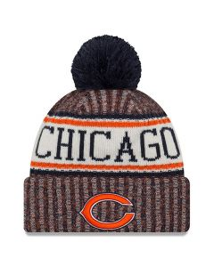 Chicago Bears New Era 2018 NFL Cold Weather Sport Knit zimska kapa