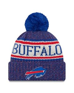 Buffalo Bills New Era 2018 NFL Cold Weather Sport Knit Wintermütze