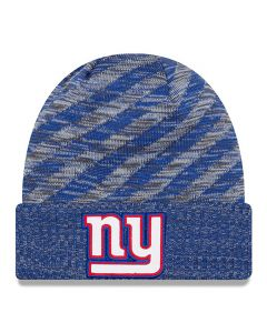 New York Giants New Era 2018 NFL Cold Weather TD Knit zimska kapa