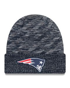 New England Patriots New Era 2018 NFL Cold Weather TD Knit zimska kapa