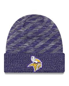 Minnesota Viking New Era 2018 NFL Cold Weather TD Knit zimska kapa