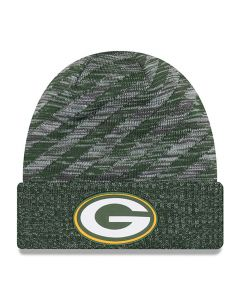 Green Bay Packers New Era 2018 NFL Cold Weather TD Knit Wintermütze