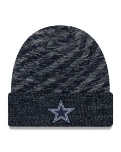 Dallas Cowboys New Era 2018 NFL Cold Weather TD Knit zimska kapa