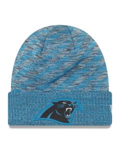 Carolina Panthers New Era 2018 NFL Cold Weather TD Knit Wintermütze