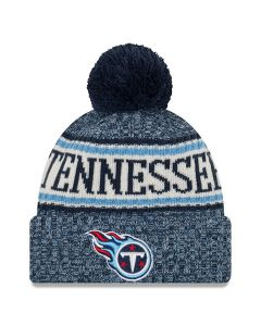 Tennessee Titans New Era 2018 NFL Cold Weather Sport Knit zimska kapa