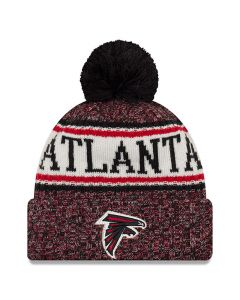 Atlanta Falcons New Era 2018 NFL Cold Weather Sport Knit Wintermütze