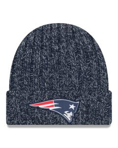 New England Patriots New Era 2018 NFL Cold Weather TD Knit ženska zimska kapa