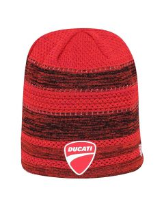 Ducati New Era FA18 Engeenired Skull Knit Wintermütze