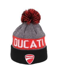 Ducati New Era FA18 Marl Jake Knit Wintermütze