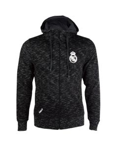 Real Madrid Zip Kapuzenjacke N°2