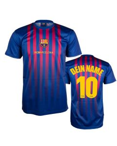 FC Barcelona Fun Training T-Shirt 2019 (Druck nach Wahl)