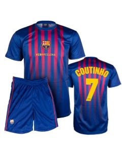 Coutinho 7 FC Barcelona Fun Kinder Training Komplet Set 2019