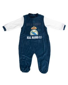 Real Madrid Pyjama Strampler