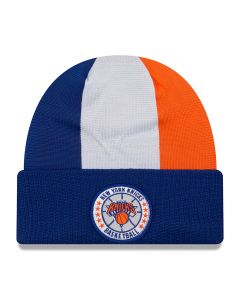 New York Knicks New Era 2018 Tip Off Series Wintermütze