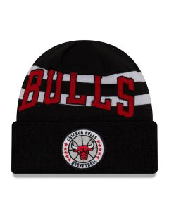Chicago Bulls New Era 2018 Tip Off Series Wintermütze