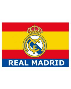 Real Madrid Fahne Flagge N°6 150x100