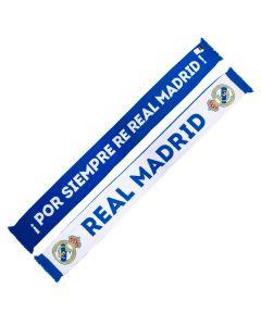 Real Madrid Schal N°9 beidseitig tragbar