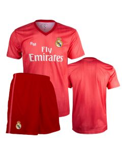 Real Madrid 3rd Team Replica Kinder Trikot Komplet Set