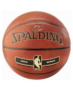 Spalding NBA Gold košarkaška lopta