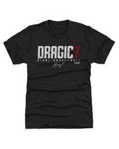 Goran Dragić 500 Level Dragic7 W Tri Black T-Shirt