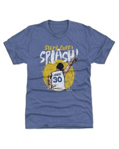 Stephen Curry 500 Level Splash H Tri Royal T-Shirt