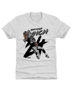 Marshawn Lynch 500 Level Rough K Tri Ash T-Shirt