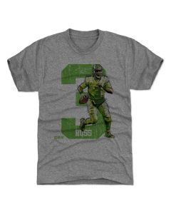 Russel Wilson 500 Level Rollout G Tri Gray T-Shirt
