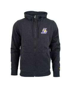 Los Angeles Lakers New Era Team Apparel duks sa kapuljačom