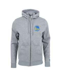 Golden State Warriors New Era Team Apparel zip majica sa kapuljačom