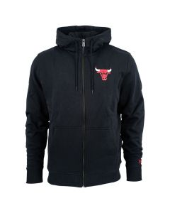 Chicago Bulls New Era Team Apparel Kapuzenjacke