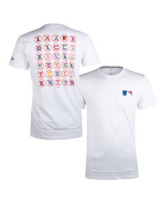 MLB Logo New Era Team Ball T-Shirt