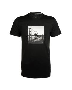 San Francisco Giant New Era City Print T-Shirt