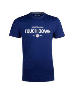 NFL Logo New Era League Slogan T-Shirt