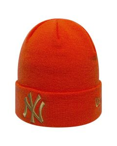 New York Yankees New Era League Essential Wintermütze