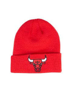 Chicago Bulls New Era Team Essential Youth Wintermütze