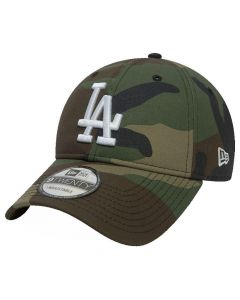Los Angeles Dodgers New Era 9TWENTY Camo Packable kačket