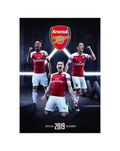 Arsenal kalendar 2019