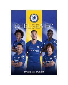 Chelsea kalendar 2019