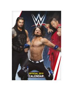 WWE koledar 2019
