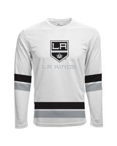 Los Angeles Kings Levelwear Scrimmage T-Shirt Trikot langarm
