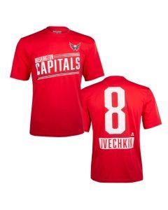Alexander Ovechkin Washington Capitals Levelwear Icing majica