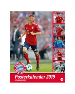 FC Bayern München Kalender 2019
